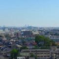 写真: 犬山城天守閣から見た名駅ビル群(2012年5月) - 1