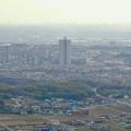 Photos: 白山神社から見たスカイステージ33(2009年3月撮影) - 2