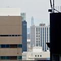 写真: セントラルタワーズ15階から見た景色 - 8:東山スカイタワー