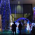 笹島交差点のクリスマス・イルミネーション 2016 No - 14:名古屋三井ビルディング新館
