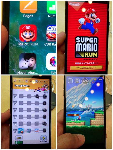 Appleストア名古屋栄:SuperMario Runの体験版をプレイ可能! - 6
