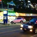 久屋大通公園エンゼルパーク駐車場入口のクリスマスイルミネーション - 2