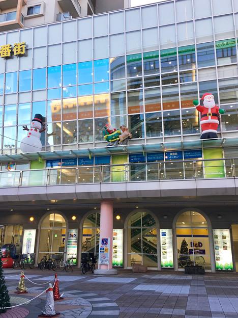 勝川駅前のクリスマスデコレーション 2016 No - 1