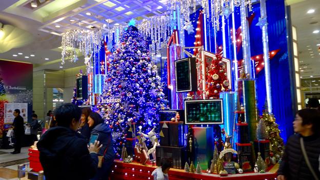 JR名古屋タカシマヤのクリスマスイルミネーション・デコレーション 2016 No - 2