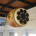 写真: 大垣城 - 40:最上階の太鼓