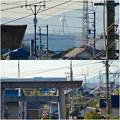 写真: 尾張富士浅間神社から見たツインアーチ138 No - 12