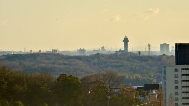 アピタ高蔵寺店屋上から見た景色 - 1:スカイワードあさひ