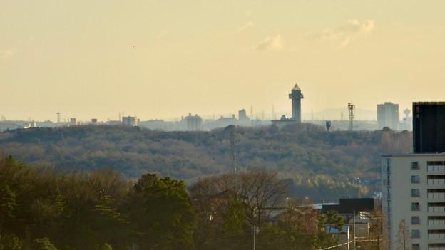 写真: アピタ高蔵寺店屋上から見た景色 - 1:スカイワードあさひ