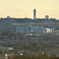 写真: アピタ高蔵寺店屋上から見た景色 - 3:東山スカイタワー