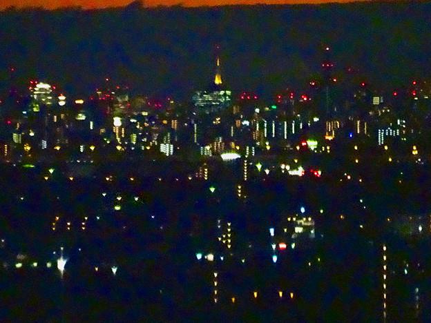 アピタ高蔵寺店屋上から見た景色(夕暮れ時) - 18:名古屋テレビ塔