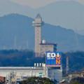 写真: 長久手古戦場駅から見たスカイワードあさひ - 2
