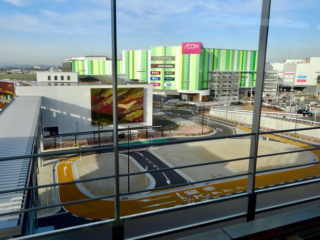 写真: 長久手古戦場駅から見たイオンモール長久手 - 1