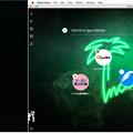 写真: Opera Neonのプライベートウィンドウ…ならぬ「Incognito(匿名)」ウィンドウの左下に忍者!? - 2