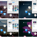写真: Opera Neon:デスクトップの壁紙と連携し、変わるスピードダイヤル背景 - 6