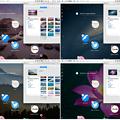 Photos: Opera Neon:デスクトップの壁紙と連携し、変わるスピードダイヤル背景 - 6