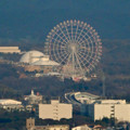 東山スカイタワー展望階から見た景色 - 10:愛・地球博記念公園の大観覧車