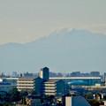 落合公園 水の塔から見えた伊吹山 - 4
