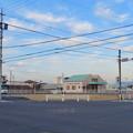 写真: 建物がすっかり解体されて更地になってた、春日井市民病院前の元・回転寿司屋跡地 - 1