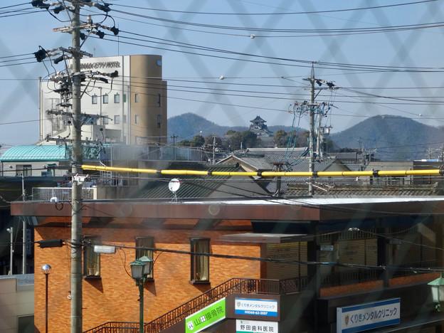 犬山駅から見た犬山城 - 1
