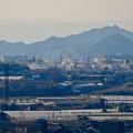 犬山城から見た金華山と岐阜城 - 9