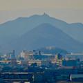 犬山城から見た金華山と岐阜城 - 10