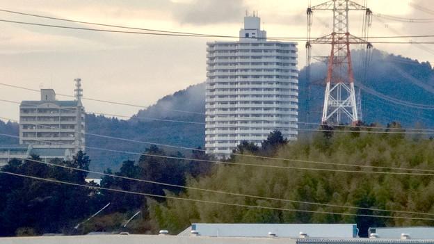 市営下原住宅から見たスカイステージ33 - 3