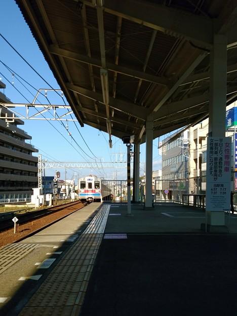 3638F 特急上野
