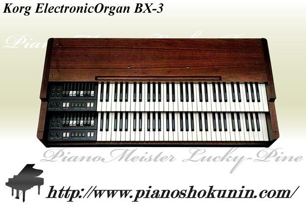 Korg ElectronicOrgan BX-3