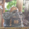 Photos: ここは(((( ゜д゜;))))(((( ;゜Д゜))) 白蛇の神様らしい(((( ゜д゜;)))) !!(...