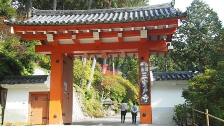 三室戸寺山門