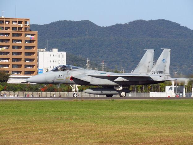 F-15J 801号機
