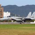 Photos: F-15J 801号機