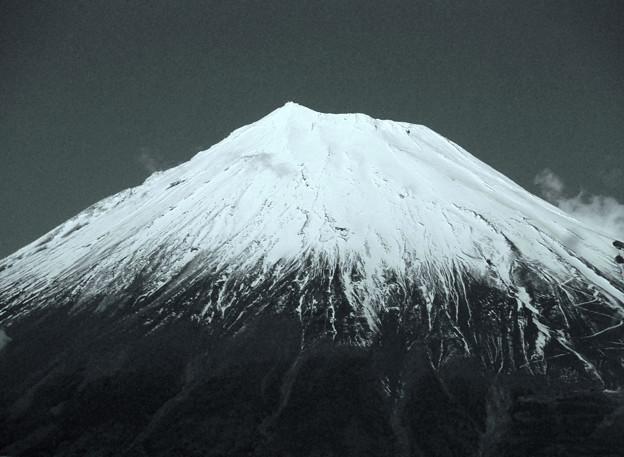 Photos: 2017.01.3.の富士山