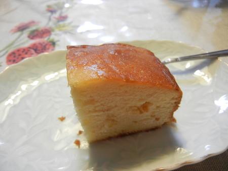 オレンジブランデーケーキ