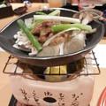 煮物 特選国産牛と茸の柳川風鍋