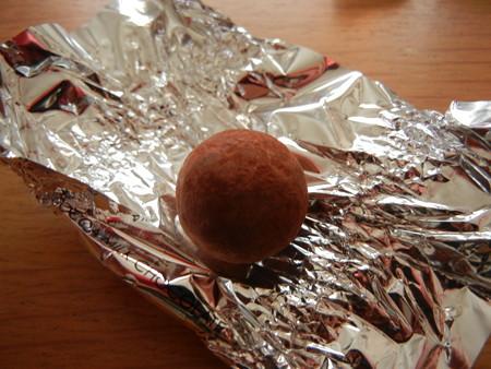 チョコレート玉