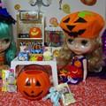 Photos: 今年もお菓子一杯貰えたね(^_-)-☆