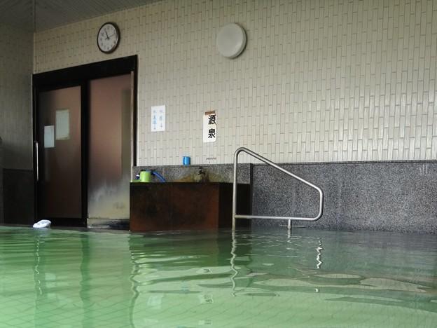 写真: 韮崎温泉内湯