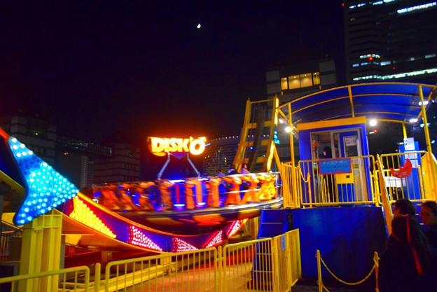 横浜コスモワールド #横浜 #yokohama #mysky #コスモワールド #みなとみらい #nightview #夜景