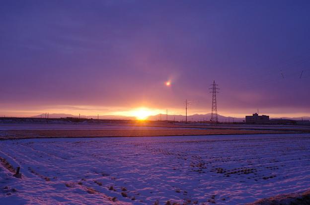 Photos: 日の出170122