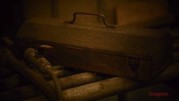 写真: 『第113回モノコン』TOOL BOX.......