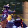 写真: 河越流鏑馬祭1