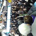 写真: 品川駅京浜東北ホーム