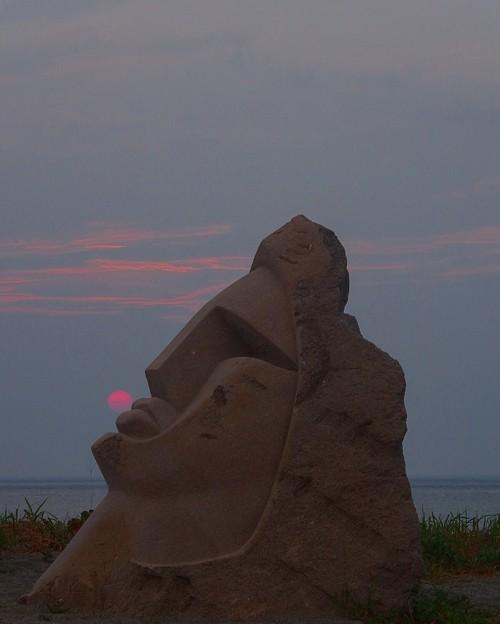 夕陽にkiss