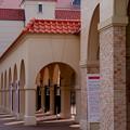 Photos: 廻廊の影