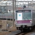 写真: 東武伊勢崎線 急行 中央林間行き