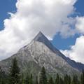 神聖なる峰