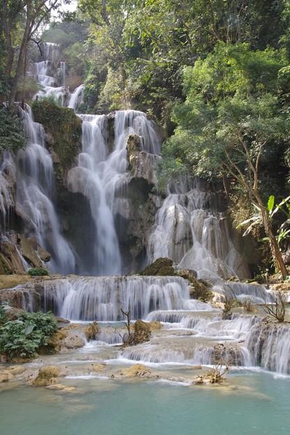 Photos: クアンシーの滝