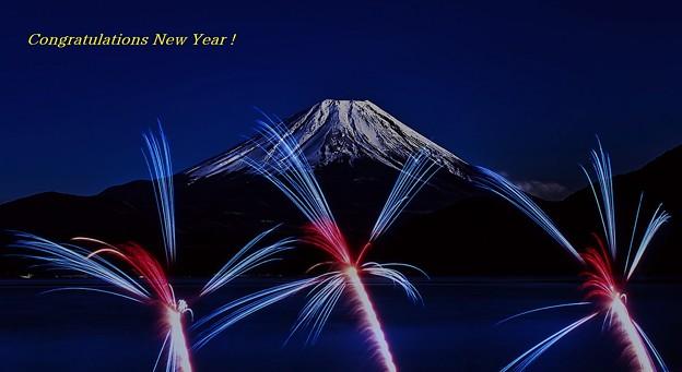 Photos: Congratulations New Year(1)