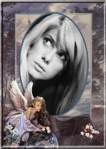 French Fairy Catherine Deneuve(21)